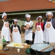 Collective Cooking - Eat what you have cooked!